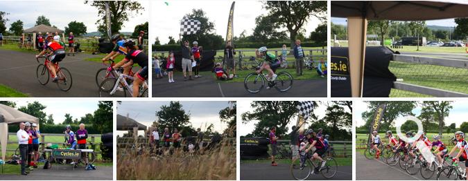 Corkagh Park racing