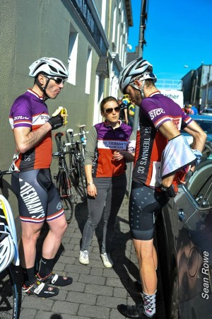 Gorey 3 Day, Barry Walsh, James Quinn, Jessica Lamb