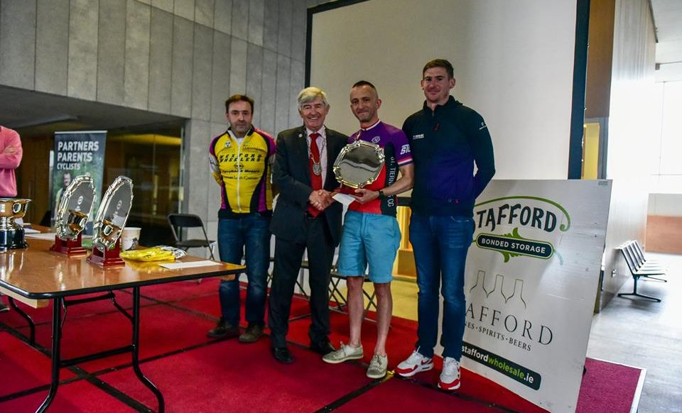 Marcus Dowling takes Wexford Two-Day A4 General Classification