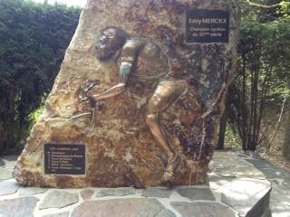 Eddy Merchx Monument