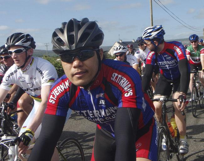 Tuk - Tour de Burren 2010